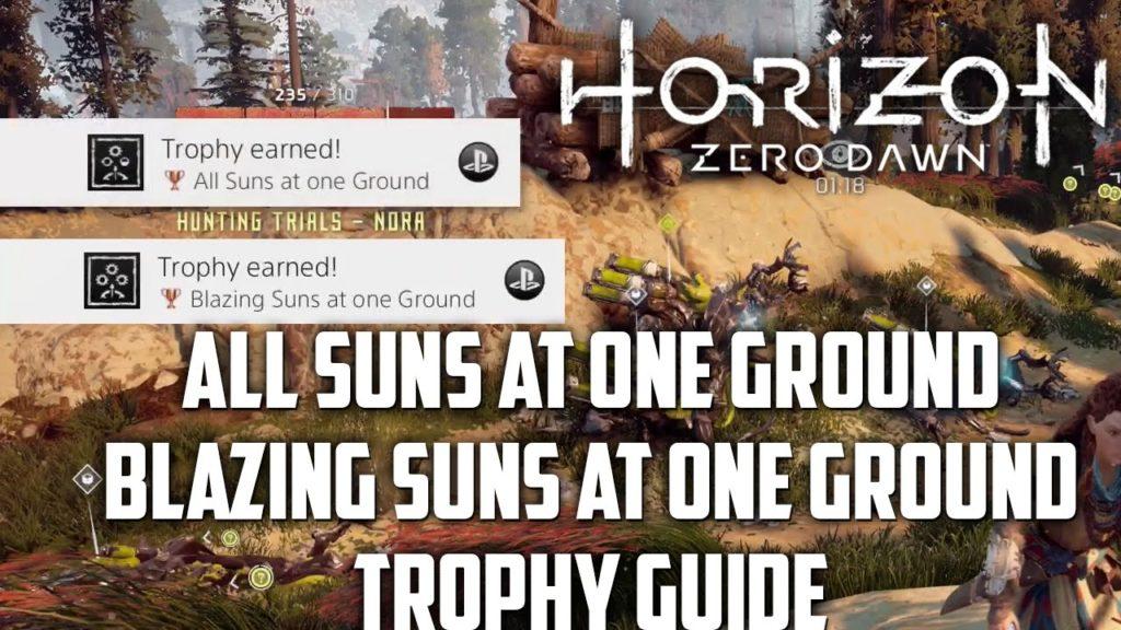 Nothing Else in Horizon Zero Dawn is Harder!   Gamepleton