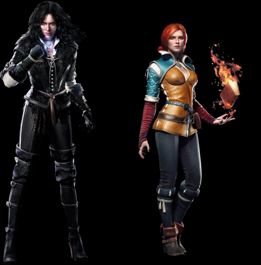 The Witcher 3: Triss or Yennefer? I Can't Decide! | Gamepleton