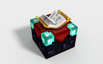 minecraft-enchanting-table
