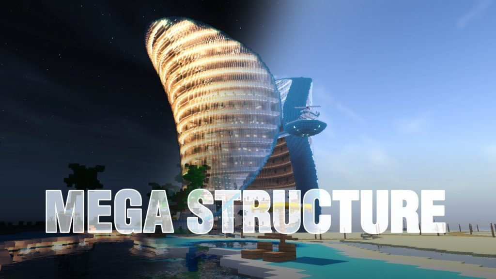 minecraft-megastructure