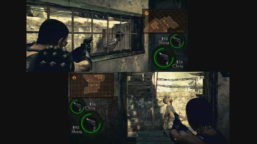 Resident Evil 5 Mods Split Screen Gamepleton