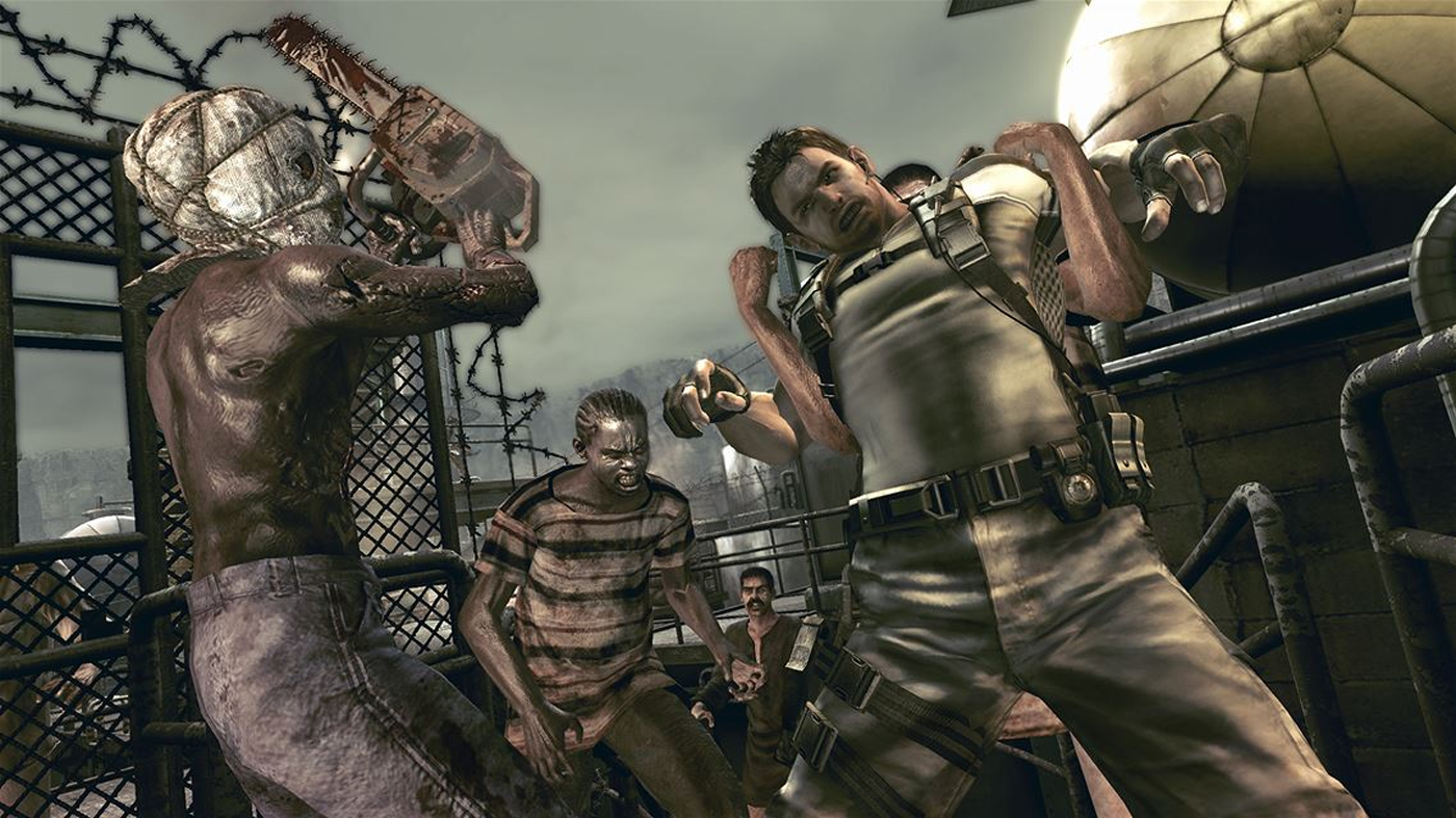 Resident Evil 5 Mods Chapters Gamepleton